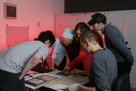 Do zkoumání Rukopisů se zapojilo množství odborníků, foto: Národní muzeum