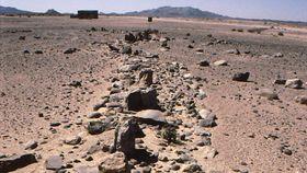 Trilithy vOmánu, foto: Wikipedia CC BY 2.0