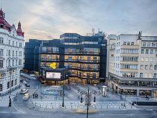 Obchodní dům Kotva, foto: oficiální stránky OD Kotva
