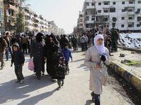 Beit Sahm, Syria, January 14, 2015, photo: CTK