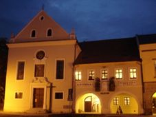 Museo Regional de Mělník, foto: presentación oficial del Museo Regional de Mělník