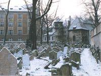 Der alte jüdische Friedhof