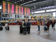Václav Havel international airport, photo: archive of Radio Prague