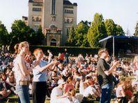 Mezi ploty festival, photo: Jana Paichlova
