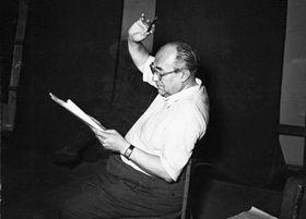 Josef Bezdíček, foto: archiv Českého rozhlasu