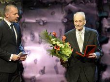 František Suchý (à droite), photo: ČTK