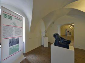 Photo: Oto Palán, Galerie de la ville de Prague