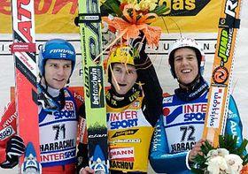 Jakub Janda (uprostřed), foto: ČTK