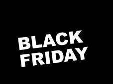 Black Friday - černý pátek (Foto: Elisa Riva, Pixabay / CC0)