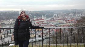 Štěpánka Ryklová (Foto: Daniela Tollingerová)