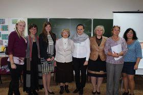Účastnice projektu AMO na Ukrajině, foto: archiv AMO