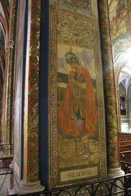 Svatý Longin, foto: Martina Bílá