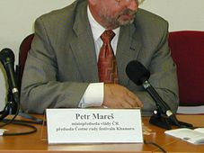 Petr Mares - the chairman and Deputy Prime Minister