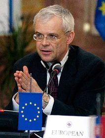 Comisario europeo, Vladimir Spidla (Foto: CTK)