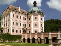 Le château de Becov, photo: NPÚ