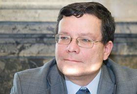 Министр обороны Александр Вондра
