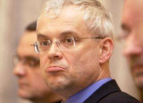 Premiér Vladimír Špidla