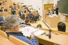 Конференция в городе Пардубице (Фото: архив организации «Наслаждение без риска»)