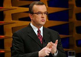 Presidente del democristiano Partido Popular, Miroslav Kalousek (Foto: CTK)