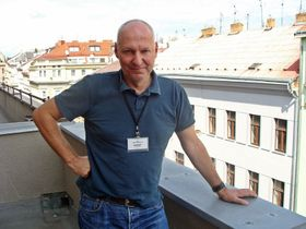 Петр Николаев (Фото: Архив Чешского радио)