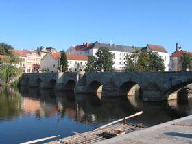 The oldest remaining bridge