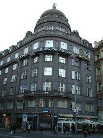 DTIHK hat ihren Sitz am Wenzelsplatz Nr. 40 (Foto: Jana Sustova)