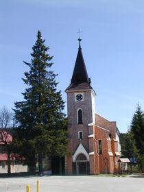 Kvilda (Foto: Autorin)