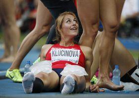Eliška Klučinová, foto: ČTK