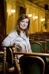 Marie Kučerová, photo: archive of Brno Philharmonic