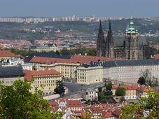 Castillo de Praga, foto: Ondřej Tomšů
