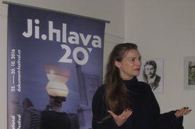 Petra Nesvačilová, photo: Martina Kachlíková