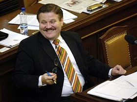 Social Affairs Minister Zdenek Skromach, photo: CTK