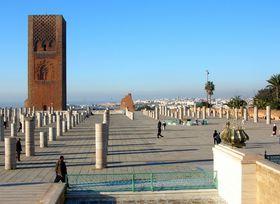 Rabat, foto: Bernard Gagnon, CC BY-SA 3.0