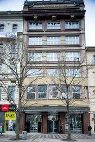IKEA pop-up store will be located on Wenceslas Square in a former Česká spořitelna building, photo: CTK