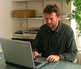 Petr Valenta, foto: autor