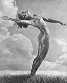 Кадр из «Олимпии»