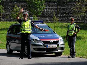 Österreichische Polizei (Foto: böhringer, Wikimedia Commons, CC BY-SA 3.0)