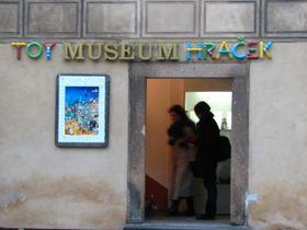 Музей игрушек в Пражском граде (Фото: Кристина Макова, Чешское радио - Радио Прага)