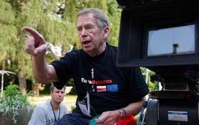 Director de cine Václav Havel (2011)