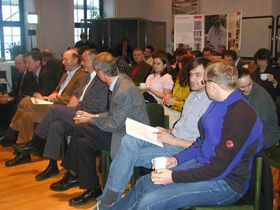 Konferenz der Caritas-Leute
