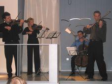 Skampa Quartett (Foto: Elena Horálková)