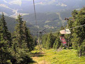 Seilbahn auf die Schneekoppe (Foto: www.wikimedia.org)