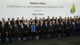 Paris Climate Change Conference, photo: CTK