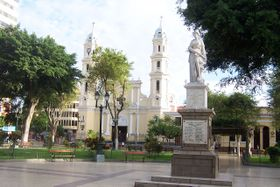 Piura en Perú, foto: Alfredobi / public domain