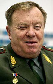 General ruso, Nikolai Solovcov (Foto: CTK)