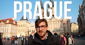 Janek Rubeš en Praga, foto: YouTube