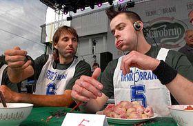 Patric Bertoletti (right), photo: CTK