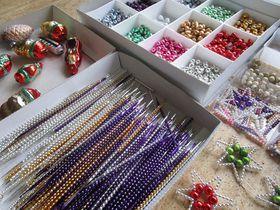 Los adornos navideños de Poniklá, foto: Jaroslava Mannová, ČRo