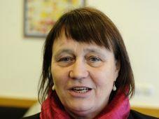 Anna Šabatová, photo: ČTK
