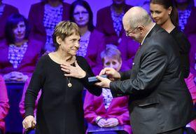 Erika Bezdíčková, foto: ČTK / Vít Šimánek